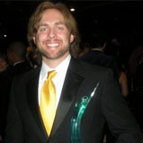 Jeremy Aldridge - Ovation Award